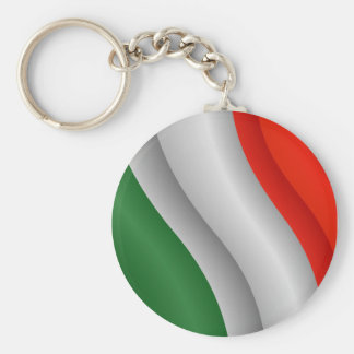 Flag of Italy keychain