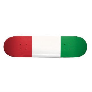 Flag of Italy Skate Board Decks