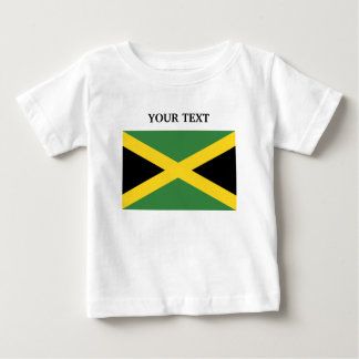 Flag of Jamaica Baby T-Shirt