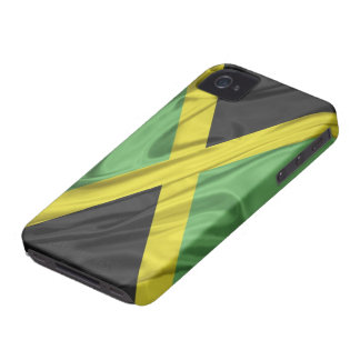 Flag of Jamaica BlackBerry Bold 9700/9780 Case iPhone 4 Cases