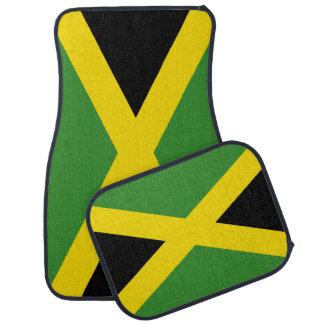 Flag of Jamaica Car Mat