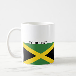 Flag of Jamaica Coffee Mug