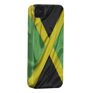 Flag of Jamaica iPhone 4/4S Case-Mate Barely There Case-Mate iPhone 4 Cases