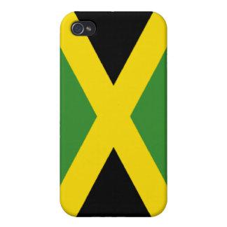 Flag of Jamaica iPhone 4 Case