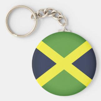 Flag of Jamaica Key Ring