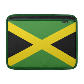 "Flag of Jamaica MacBook Air 13"" Sleeve"