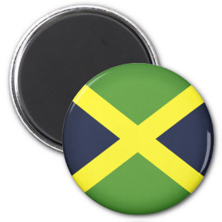 Flag of Jamaica Magnet