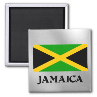 Flag of Jamaica Magnet