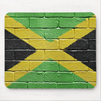 Flag of Jamaica Mouse Mat