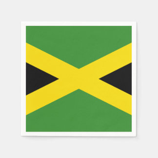 Flag of Jamaica Paper Napkin