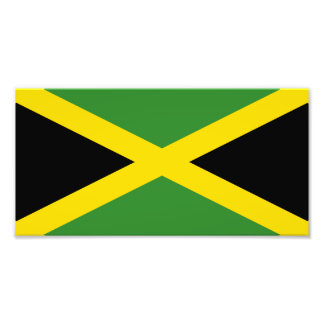Flag of Jamaica Photo Print