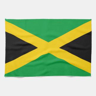 Flag of Jamaica Tea Towel