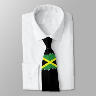 Flag of Jamaica Tie