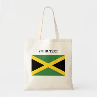 Flag of Jamaica Tote Bag