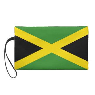 Flag of Jamaica Wristlet