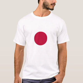 Flag of Japan - 日章旗 - 日の丸 - 日本の国旗 T-Shirt