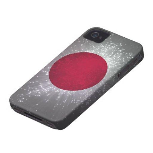 Flag of Japan Blackberry Case