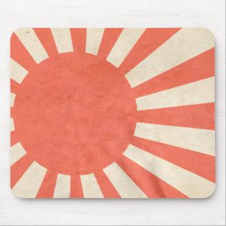 Flag of Japan Navy Mousepad