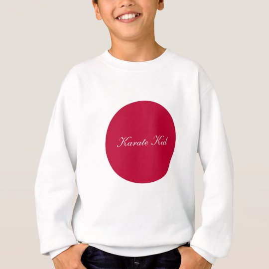 Flag of Japan or Hinomaru Sweatshirt