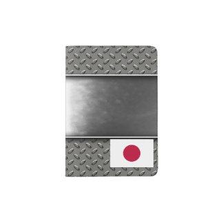 Flag of Japan Passport Holder