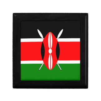 Flag of Kenya Gift Box