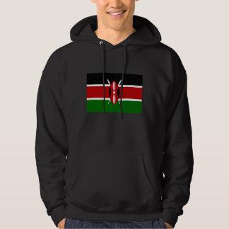 Flag of Kenya Hoodie