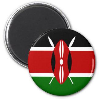 Flag of Kenya Magnet
