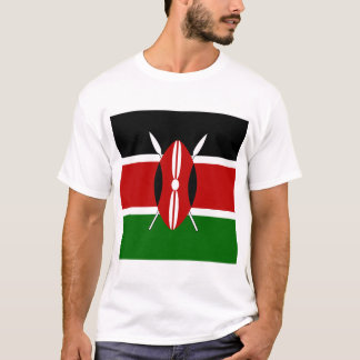 Flag of Kenya T-Shirt