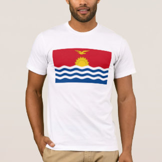 Flag of Kiribati T-Shirt