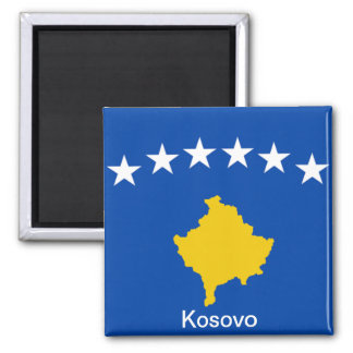 Flag of Kosovo Magnet