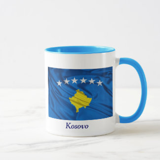 Flag of Kosovo Mug