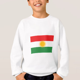 Flag of Kurdistan Sweatshirt