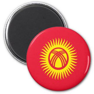 Flag of Kyrgyzstan Magnet