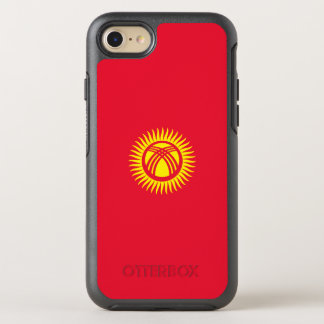 Flag of Kyrgyzstan OtterBox iPhone Case