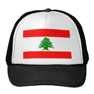Flag of Lebanon Cap