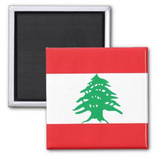 Flag of Lebanon Magnet