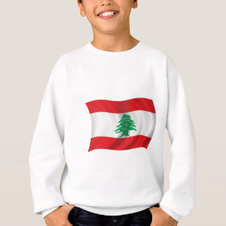 Flag of Lebanon Sweatshirt