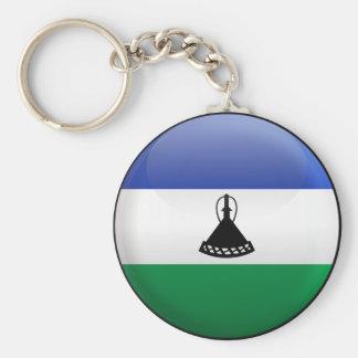 Flag of Lesotho Key Ring