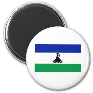 Flag of Lesotho Magnet