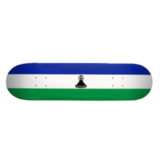 Flag of Lesotho Skateboard Deck