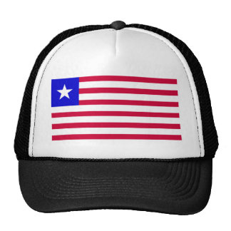 Flag of Liberia Cap