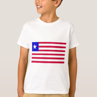 Flag of Liberia T-Shirt