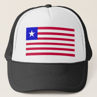 Flag of Liberia Trucker Hat