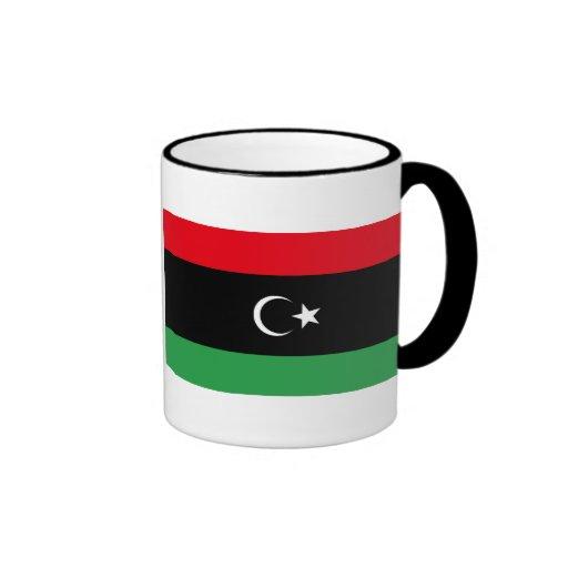 Flag of Libya Coffee Mug