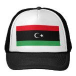 Flag of Libya Hats
