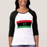 Flag of Libya T Shirt