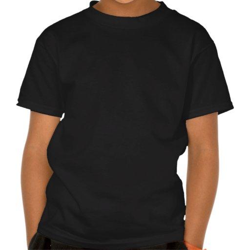 Flag of Lithuania Disc Tee Shirts