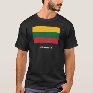 Flag of Lithuania T-Shirt