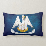 Flag of Louisiana Pillow