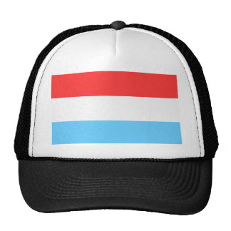 Flag of Luxembourg Cap